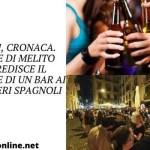 Napoli, cronaca. 46enne di Melito aggredisce il titolare di un bar ai Quartieri spagnoli