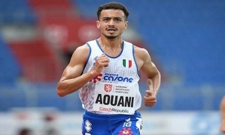 Campionati Italiani di Forlì: vincono Aouani e Yaremchuk.