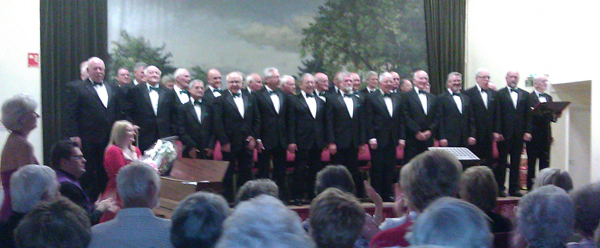 Maesteg Choir 2011