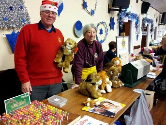 2014 Fayre Stall