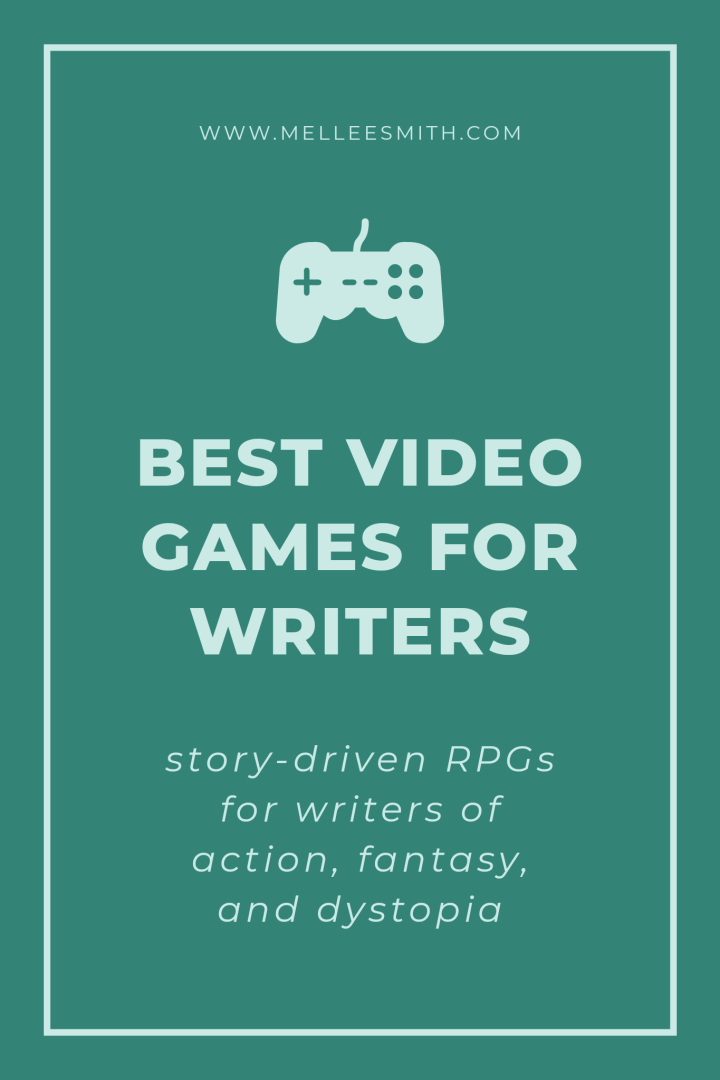 best video games for writers by genre, video games for writers