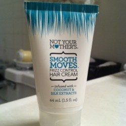 Not Your Mother's Smooth Moves Frizz Control Cream