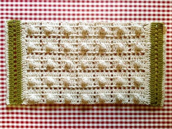 Crochet Kitchen Towels 5