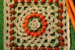 Eve's Coverlet - Crochet Square for Carrot Swap