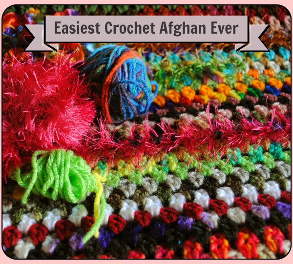 Easiest Crochet Project Ever