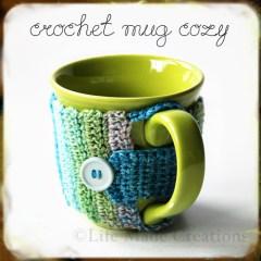 Crochet Gifts for Men - Crochet Mug Cozy