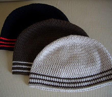 Crochet Gifts for Men - Skater Hat