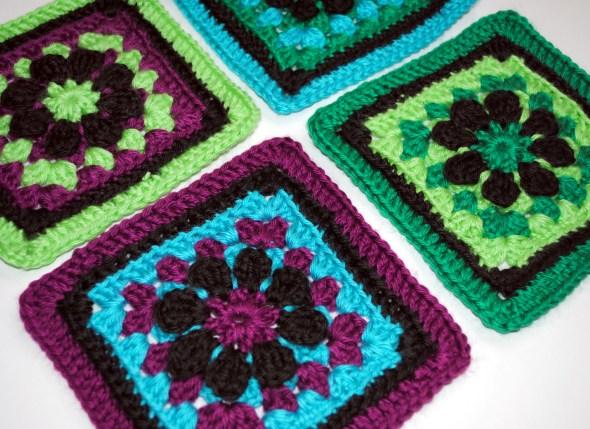 Crochet-Along Update