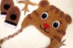 Crochet Daniel Tiger