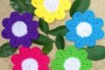 June Flowers Crochet
