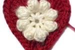 January Crochet Along Squares- mellieblossom.com