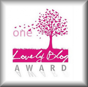 Premio One Lovely Blog Award !!