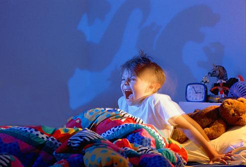 pesadillas infantiles y terrores nocturnos