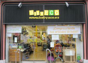 Tiendas de segunda mano para bebes y niños