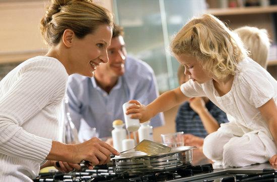 Niños y tareas domesticas