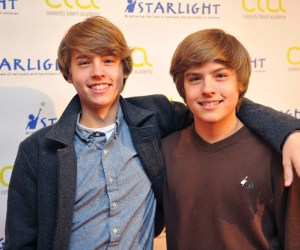 gemelos dylan y cole sprouse