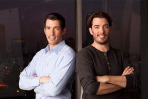 gemelos-Jonathan y Drew Scott