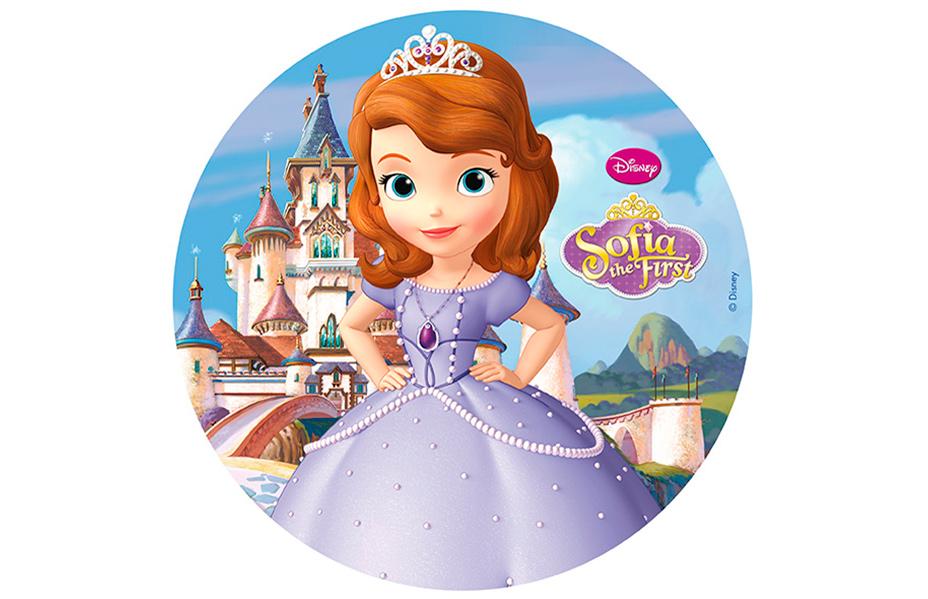 dibujos animados la princesa sofia