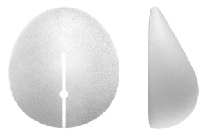 Shaped-Breast-Implant