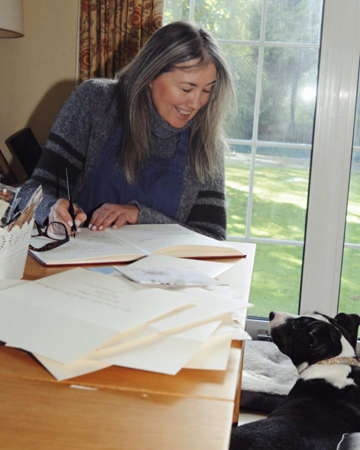 About Mellor & Rose Calligraphy // Beverley Mellor