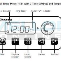 24v Alternator Wiring Diagram 2003 Lancer Es Stereo Webasto Digital Timer/alarm 24v, Night Heater Kits, Eberspacher, Webasto, Mikuni, Durite