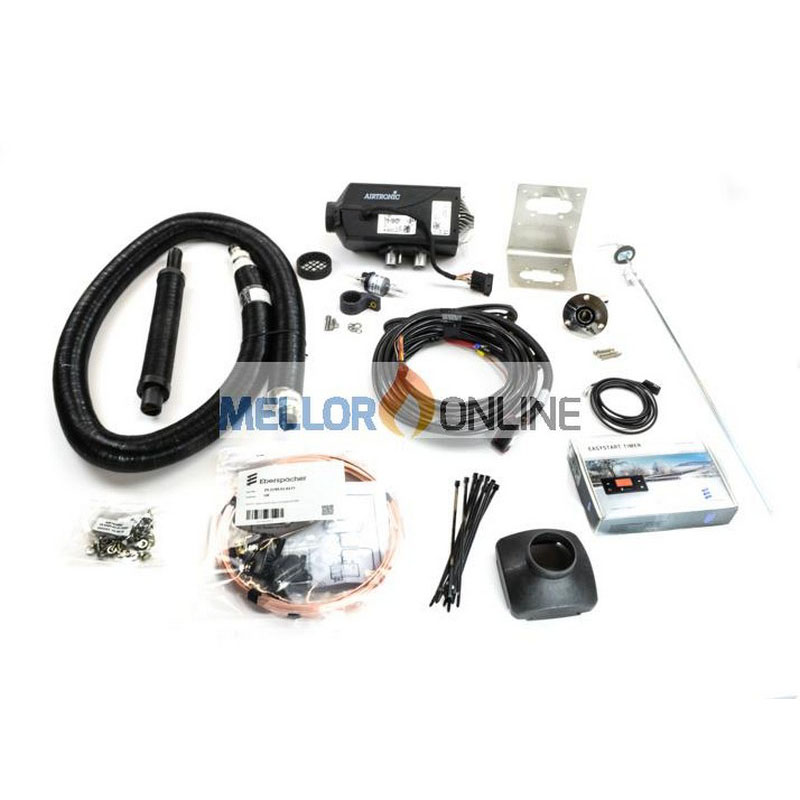 Night Heater Kits, Eberspacher, Webasto, Mikuni, Durite