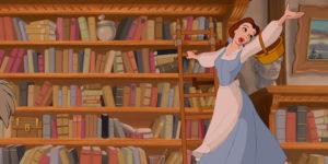 La Bella e la Bestia. Ecco i libri citati nel film - Mellow Animazione