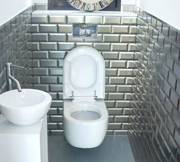 Carrelage Adhesif Toilette Venus Et Judes