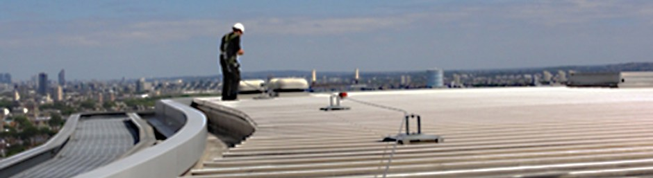 Mells Roofing partner with Kee Safety Fall Protection