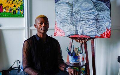 Artist Spotlight: Shawn Wade