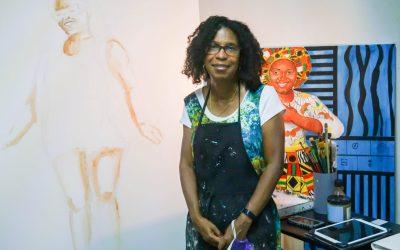 Artist Spotlight: Sandra Charles