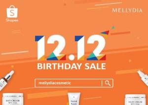 promo mellydia, mellydia skincare