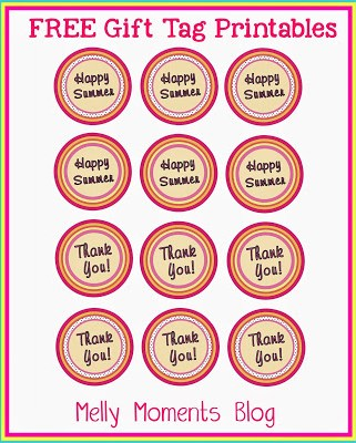 End of year gift for teachers to access these free gift tags negle Choice Image