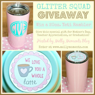 Love You a Latte Giveaway