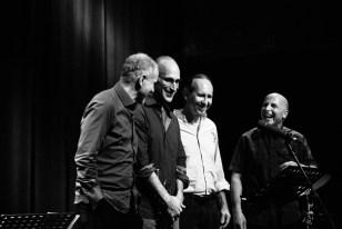Marc Copland, Ralph Alessi, Drew Gress, Joey Baron. © Lena T. 2015