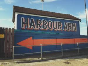 Folkestone Harbour Arm 1