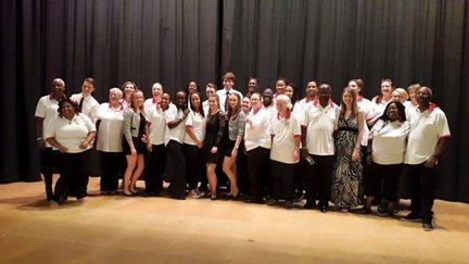 Concert at St Teresa's with Pandemonium