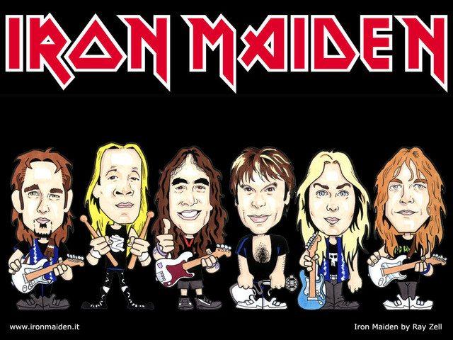 Iron Maiden World Convention: a maggio in Italia