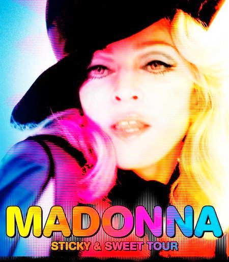 Madonna nuove date in Italia