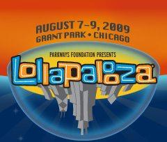 Lollapalooza 2009: la lineup ufficiale