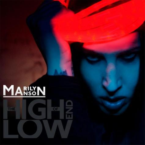 Marilyn Manson: Artwork e Track List per The High End of Low