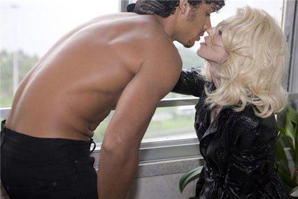 Madonna e Jesus Luz, amore al capolinea