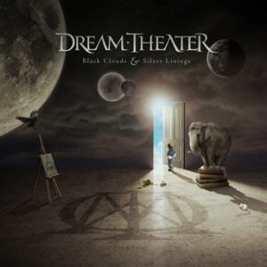 Dream Theater - Artwork di Black Clouds & Silver Linings