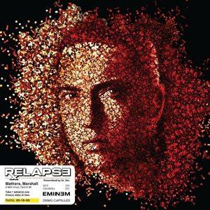 Eminem - Artwork di Relapse