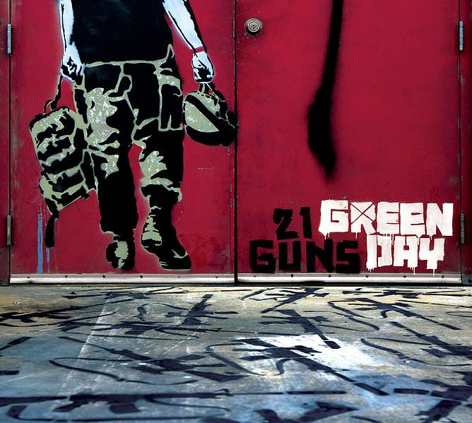 "Green Day: ""21 Guns"" è il secondo singolo di ""21st Century Breakdown"""