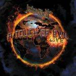 "Judas Priest - Artwork di ""A Touch of Evil: Live"""