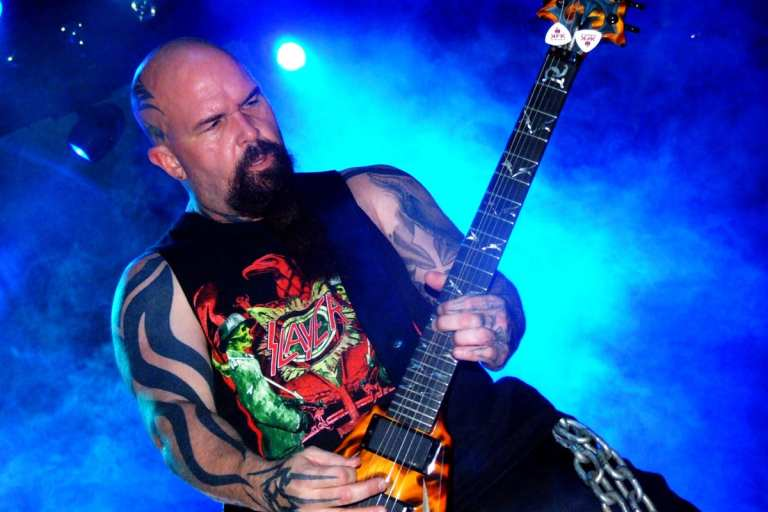 Slayer: Kerry King parla del nuovo album