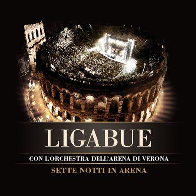 """Ligabue: """"Sulla mia strada"""" è il primo singolo di """"Sette Notti in Arena"""""""