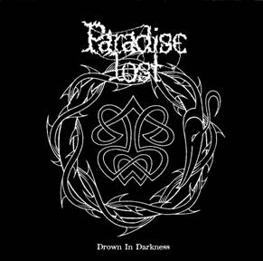 Paradise Lost: Artwork di Drown in Darkness - The Early Demos