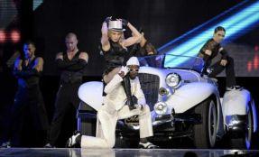 Le foto di Madonna durante lo Sticky and Sweet tour di Milano - 2